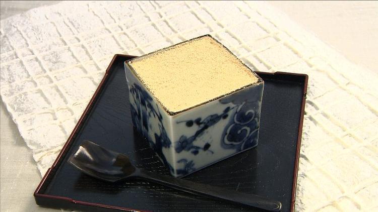 豆腐のムース