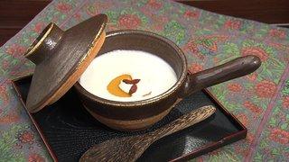 サトイモのスープ