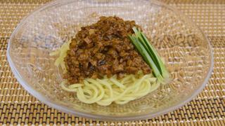 生姜ジャージャー麺