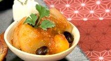 大根と豚バラ肉のとろとろトマト煮込み(500回特番)