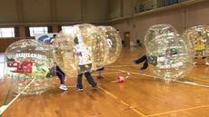 注目!バブルサッカーとは?