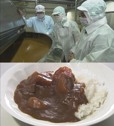 インドカレー料理人がカレー工場に潜入!