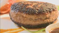 こだわり肉&技が光るハンバーグの中のハンバーグ!