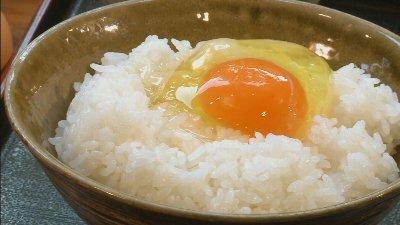 ピカピカ元気な朝穫れ美豊卵のたまごかけごはんが登場!