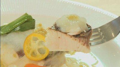 地産地消・素材の良さをいかした上品な味。魚のオーブン焼きが登場!