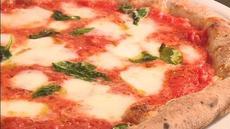 コクのあるチーズと香ばしい生地のハーモニーが楽しめるマルゲリータが登場!