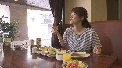 松山で100人に聞いた 「あなたが食べたいランチ」特集!