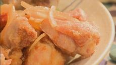 お肉の旨味とレモンの風味のマッチングがたまらない!チキンマリネ 登場!