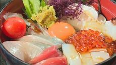 瀬戸内の新鮮な魚をダイレクトに味わう!!「海食丼」が登場!