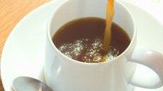 オーナーこだわりの香り高いコーヒーが登場!