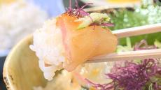 鯛の骨からダシを取ったタレがおいしさをUP!「宇和島鯛めし」が登場!