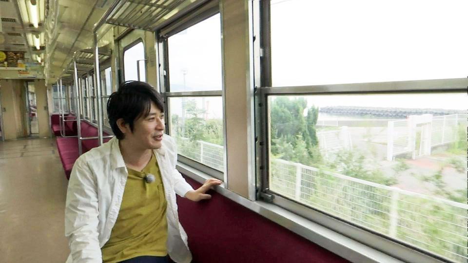 行き当たりばっ旅「列車でGO!」 伊予鉄高浜線をゆく!!
