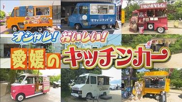 おしゃれ!おいしい!愛媛のキッチンカー続々登場!!