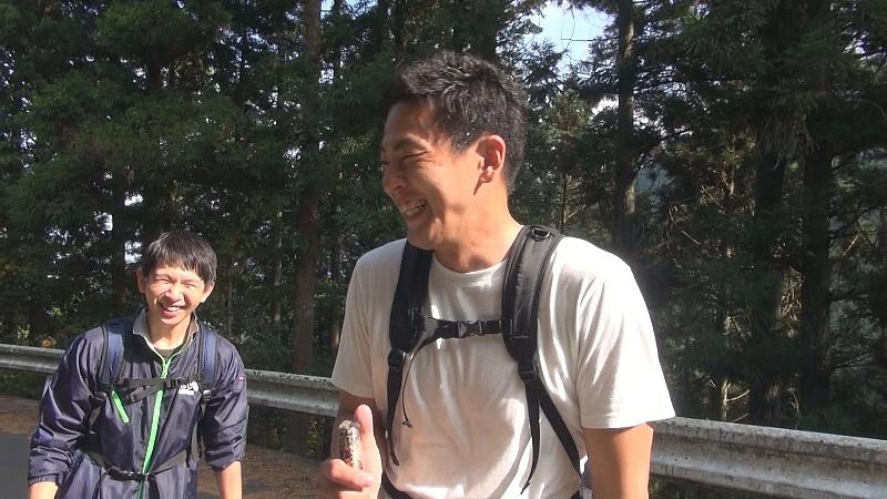 せっかく旅 難所・横峰寺へ!