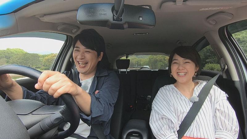 新緑の国道56号で道の駅を巡るドライブ旅!!