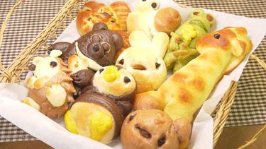 プロ推薦!愛媛のパン数珠つなぎ!!